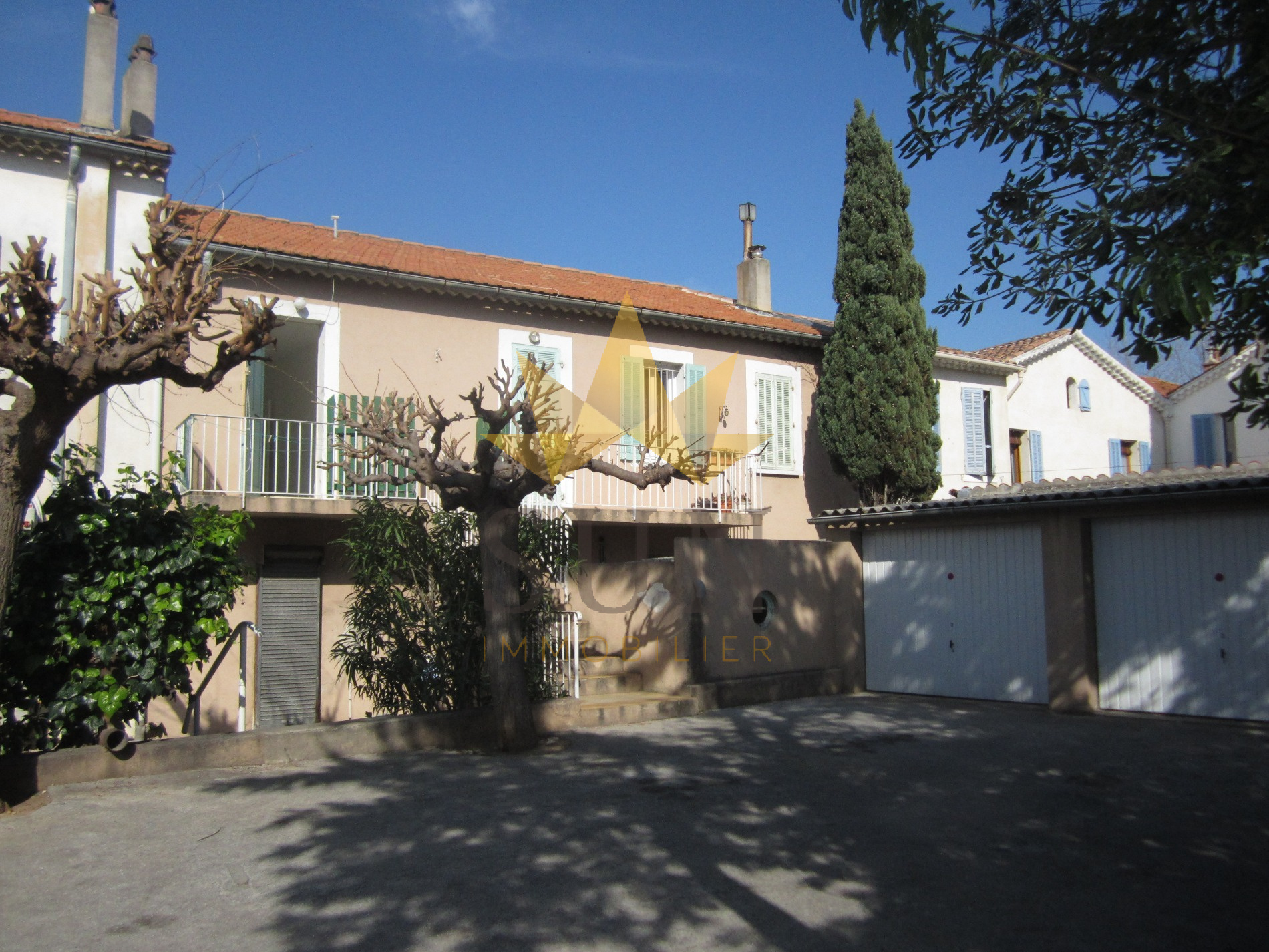location toulon ouest garage 15m